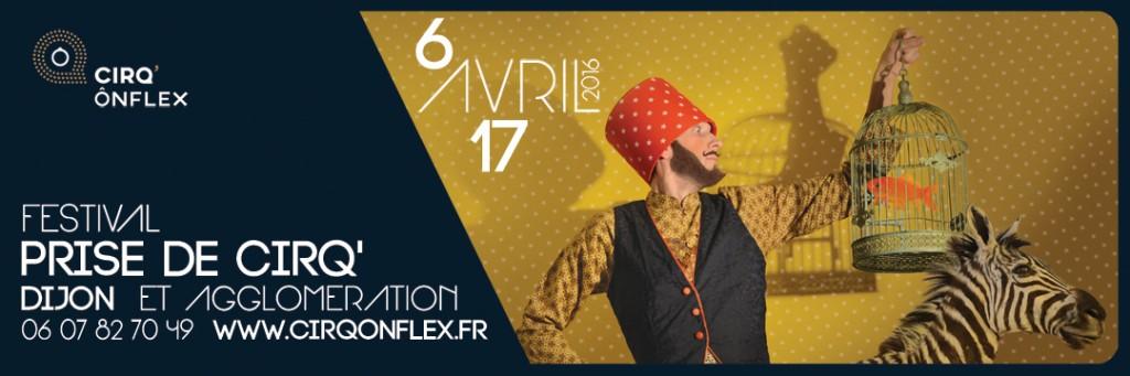 Festival Prise de CirQ' 2016